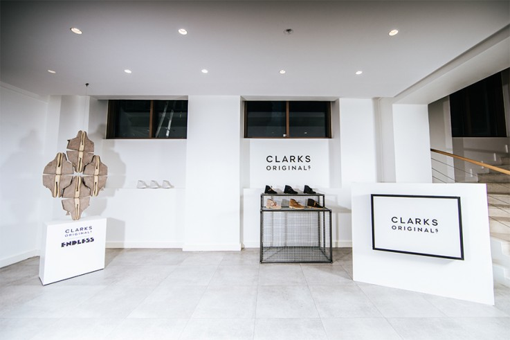 Okoru Clarks Showroom v2