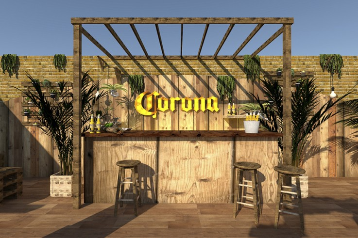 okoru event design corona render