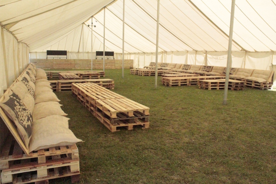 field-day-pallet-install-vip-seating