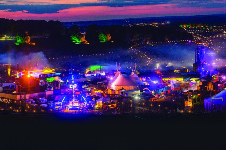 Boomtown Festival Okoru Events
