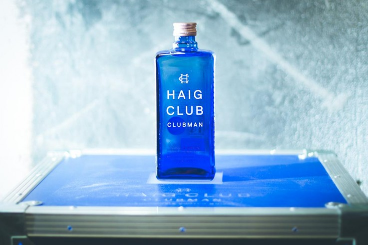 okoru creates design haig club whiskey