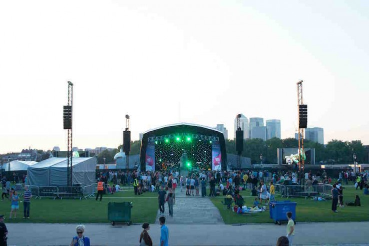 bt river of music greenwich london event mgmt