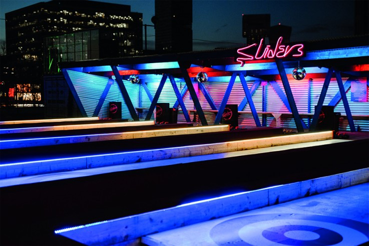 Sliders Festival Okoru Events London Immersive Premium