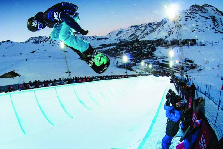 European Winter X Games Okoru Events 4