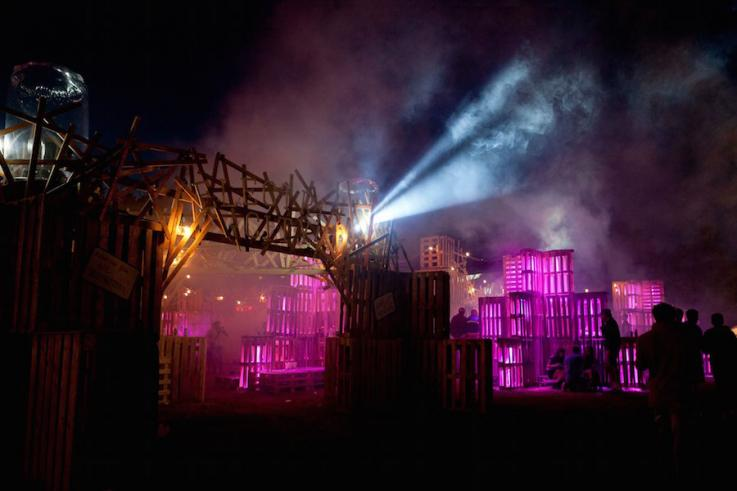 lighting laser production event eastern electrics