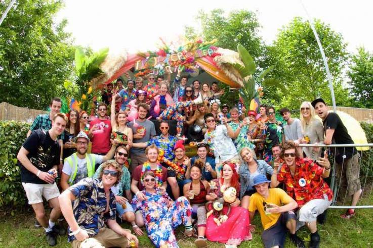 team tropical eastern electrics event